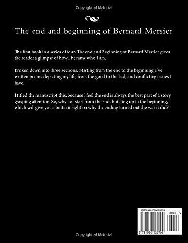 The End and Beginning of Bernard Mersier