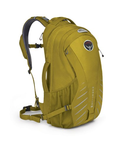 B0042DVJSI Osprey Momentum 26-Litre Commuter Pack (Bamboo, Small/Medium)