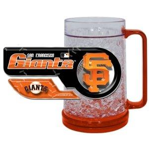 San Francisco Giants Crystal Freezer Mug