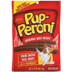 Pup-Peroni Original Beef Flavor Dog Treats