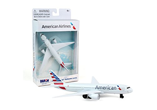 Daron American Airlines Single Plane - styles may vary