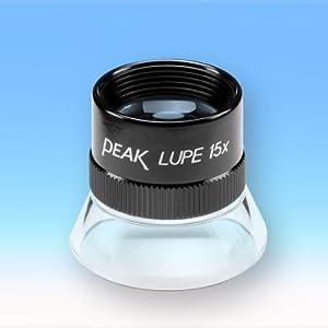 Peak Loupe 15x Detail Magnifier Loupe