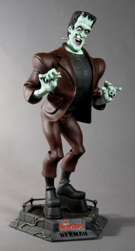 Buy HERMAN MUNSTER 13″ STATUE MAQUETTE