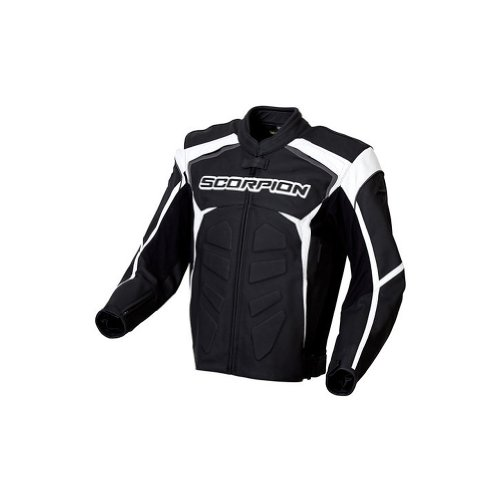Scorpion Sj2 Leather Jacket - Small/Black front-293512