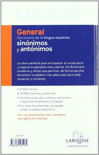 General Diccionario de la lengua espanola General ... - photo#12