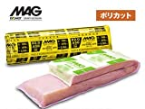 【マグ MAG】 マグポリカット 住宅用断熱材 密度(kg/m³) 10/入数14 相当坪数5.0/100×435×2740mm [HV1010L435]