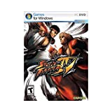 Street Fighter IV (PC) (DVD)
