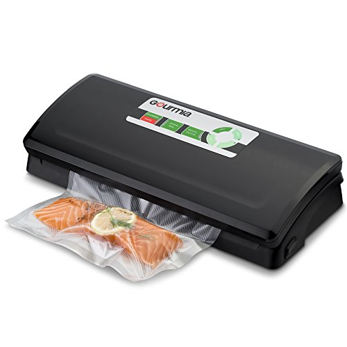 Gourmia-GVS425-Vacuum-Sealer-7-Function-Customizable-Vacuum-Sealer-Preserve-Store-or-Vacuum-for-Sous-Vide-Dry-Moist-Delicate-or-Soft-Food-Includes-Roll-of-Vacuum-Bags