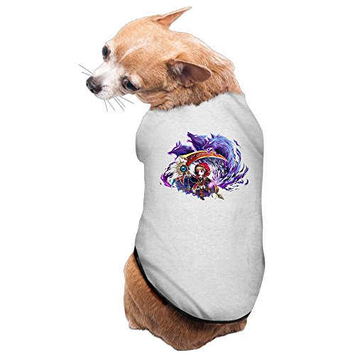 Elnory Brave Frontier 3 Pet Dog -Tshirt L (Gems For Brave Frontier compare prices)