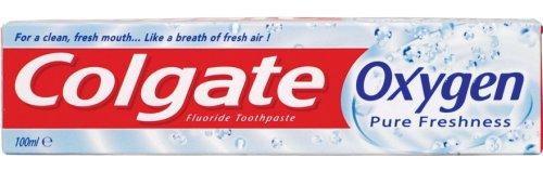 Colgate Oxygen Toothpaste Tube 100ml