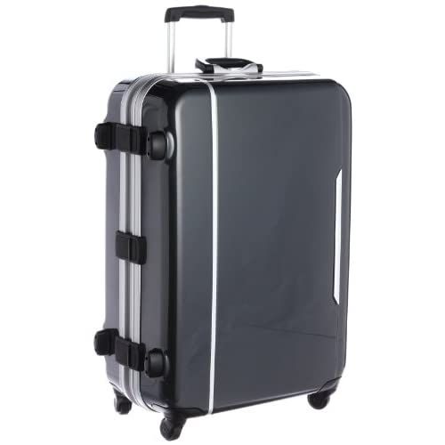 [プロテカ] ProtecA プロテカ レクト スーツケース 68cm・80リットル・5.2kg 00322 02 (ガンメタリック)