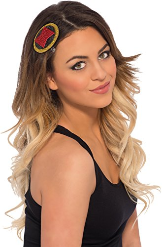 Rubies-Costume-Co-Womens-Marvel-Universe-Black-Widow-Hair-Comb