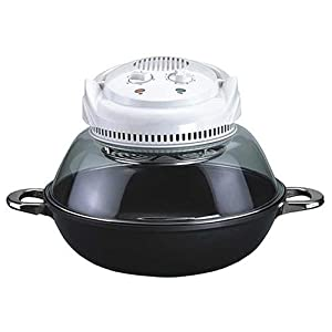 Sunpentown SO-2007 Convection Oven with Wok Base and Nano-Carbon and FIR Heating Element by Sunpentown
