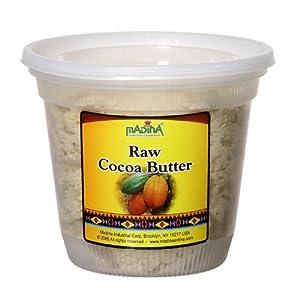 RAW Cocoa Butter 1 Lb