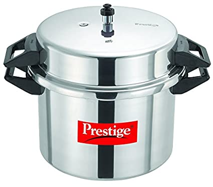 Prestige-Popular-Aluminium-20-L-Pressure-Cooker-(Outer-Lid)