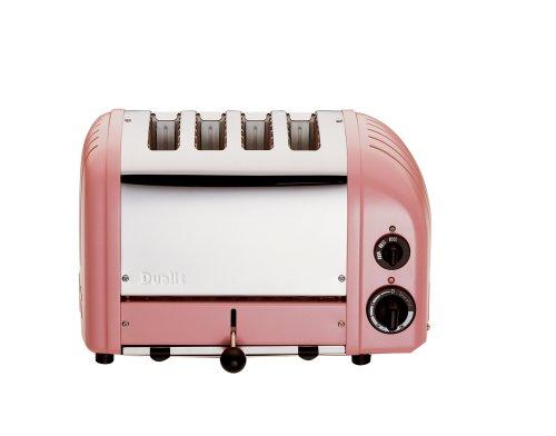 Dualit 2+2 Toaster Petal Pink 42173