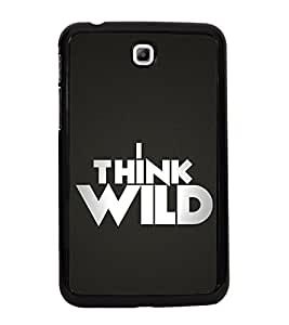 I think Wild 2D Hard Polycarbonate Designer Back Case Cover for Samsung Galaxy Tab 3 :: Samsung Galaxy Tab 2 P3200