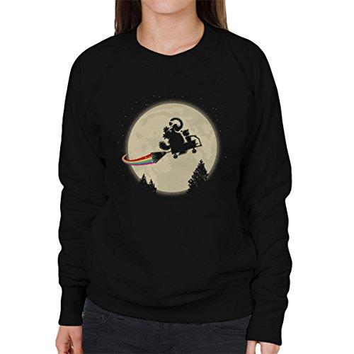 Bing Bong The Imaginary Friend ET Inside Out Women's Sweatshirt