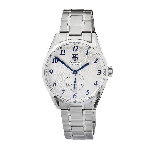TAG Heuer Men's WAS2111.BA0732 Automatic Stainless Steel Saphire Crystal Watch