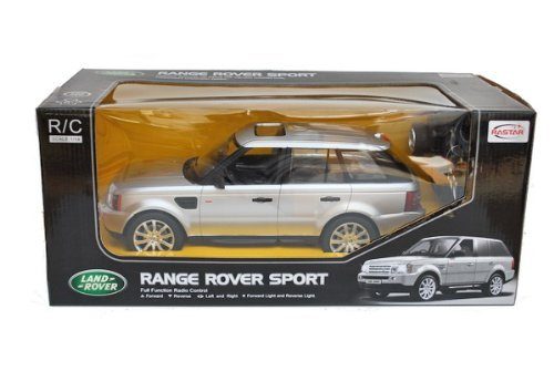 galleon 1 14 scale radio control land rover range rover sport suv car rc rtr color may vary. Black Bedroom Furniture Sets. Home Design Ideas