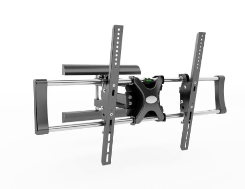 CorLiving A-202-MPM Articulating Flat Panel Wall Mount for TV, 42 to 65-Inch
