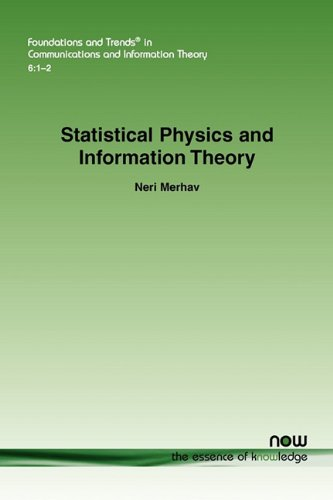 Statistical Physics and Information Theory