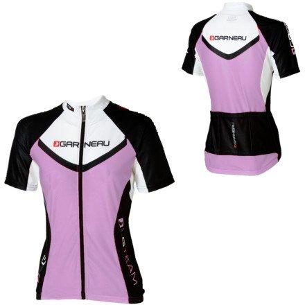 Buy Low Price Louis Garneau Women's Equipe Cycling Jersey (B003PGQ4WO)