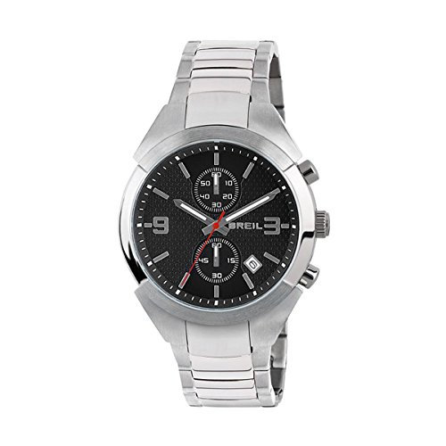 Breil Men's Watch Analogue Quartz Steel Silver TW1474