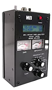 SWR Antenna Analyzer MFJ-259C HF VHF 0.53-230Mhz