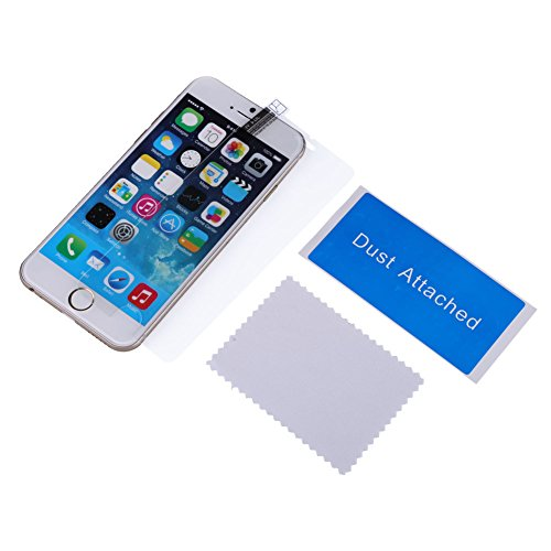 """Vktech Tempered Glass Protective Screen Protector Film For Apple Iphone 6 5.5/4.7"""" (4.7"""")"""