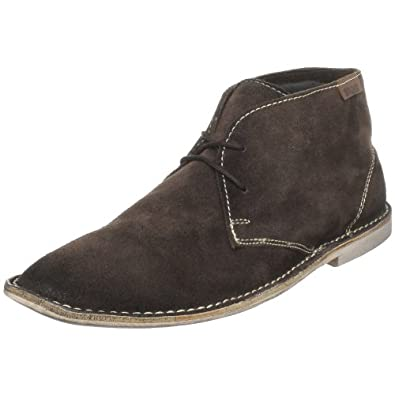Bronx Men's Dela Wear Chukka Boot,Coffee Suede,41 EU/8 M US