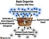 Orgonit-in-Pyramiden-Form-mit-mehrfarbiger-Blume-des-Lebens-braun