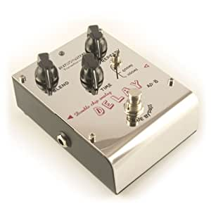 biyang ad 8 delay pedal for guitar musical instruments