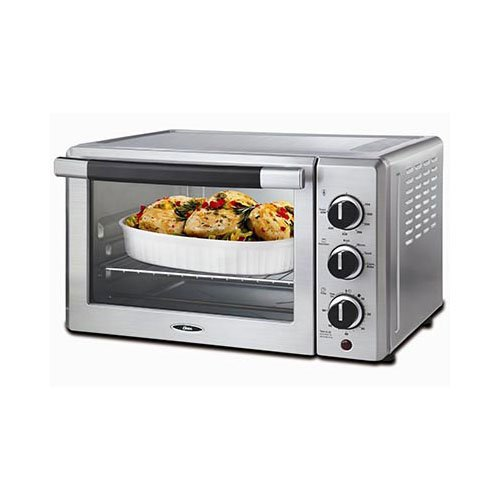 Oster Countertop Convection Oven Cooking Times : toaster oven feature 6 slice toaster oven read more 6 slice toaster ...