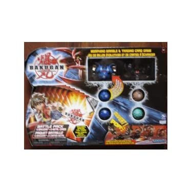 Bakugan Battle Brawlers Battle Pack 6 Pack  6 Assorted Colors