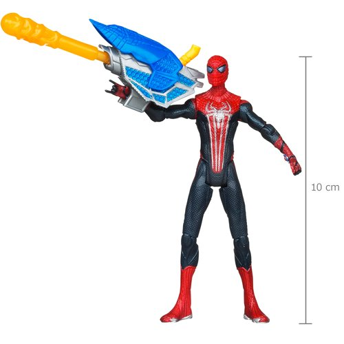 The Amazing Spider-Man Web Cannon Figure - 1