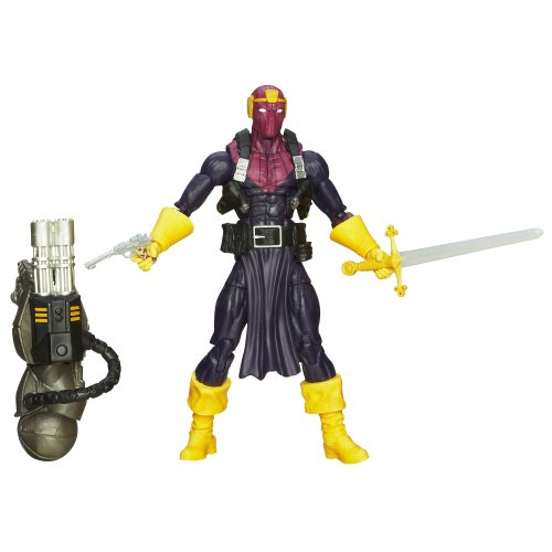 Captain America Marvel Legends Soldiers of A.I.M. Action Figure Baron Von Zemo, 6 Inches (Marvel Legends Baron compare prices)