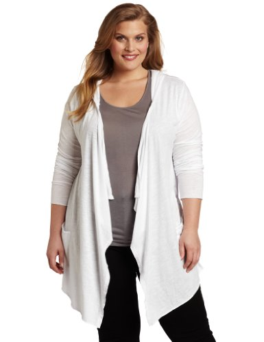 Fresh Laundry Women's Plus-Size Hoodie