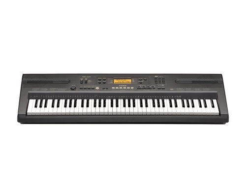 Casio Wk110 76 Key Portable Midi Keyboard