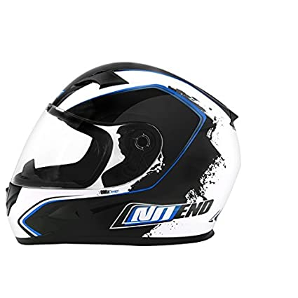 CASQUE INTEGRAL NOEND SCARP BLUE L
