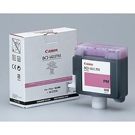 Canon 7579A001 Cartouche d'encre magenta lumière pour BJ-W 7200/8200 D/Imageprograf W 7200/8200 D/W 7200/8200/8200 D