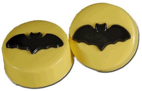 Chocolate Covered Oreos - Bat