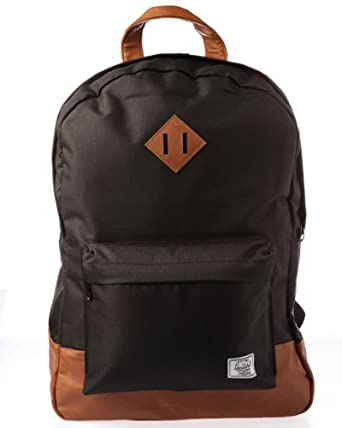 Herschel Supply Co. Heritage Backpack (Black)