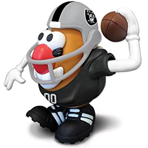 NFL Oakland Raiders Mr. Potato Head