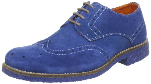 Black Dragon Jack AGO G Lace-Ups Mens Blue Blau (blue 046) Size: 7 (41 EU)