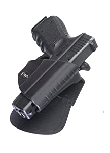 Fobus Roto Tactical Speed Holster Paddle RH GLT21RP GLOCK 21 , 20, 37 holds Handgun... by Fobus
