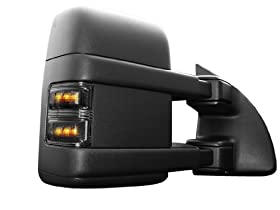 Recon 264140BK LED Mirror Smoked Lens Kit