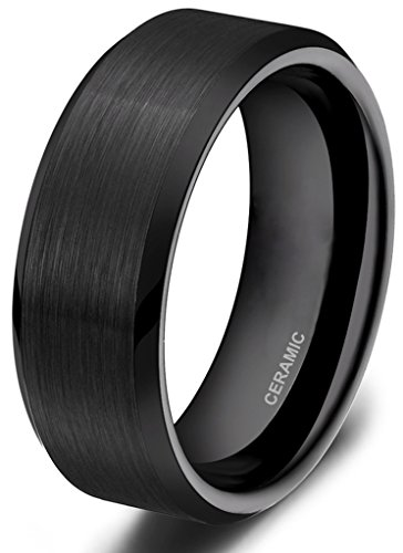 somen-tungsten-8mm-ceramic-black-brushed-comfort-fit-wedding-ring