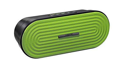 Hmdx Hx-P205Gr Homedics Rave Wireless Portable Speaker (Green)