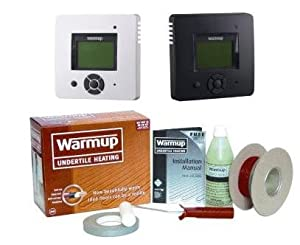 Warmup DWS400 loose wire kit c/w XStat 2.5 3.4m2       reviews and more information